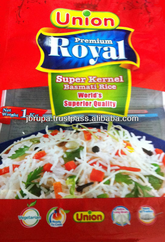 Superior Quality Basmati Rice of Pakistan Origin