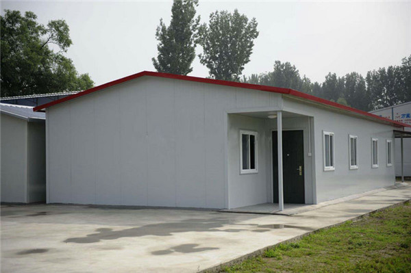 First class sports houses prefabricated steel metal buildings