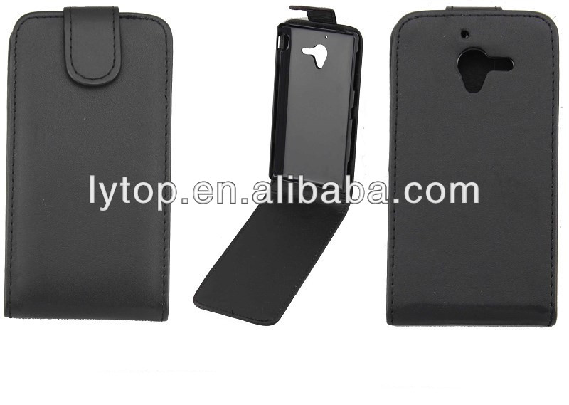 Flip Leather Case for Sony Xperia ZL L35h
