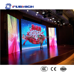 High Brightness outdoor P3.91 Stage Rental LED Display