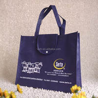 low moq non-woven tote bag with logo printing