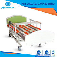 Good quality electric bed for family use with different configurations for paralyzed