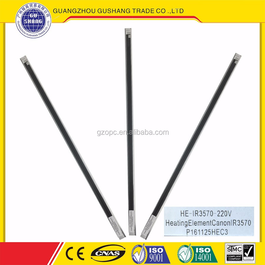 hot selling compatible fuser 220V Heating element For canon IR 3570 P161125HEC3 copier parts