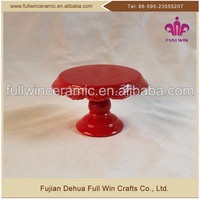 New arrival holiday gifthot selling flower cake stands and mini cake stand