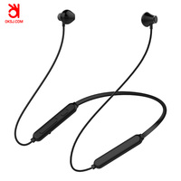 OKSJ C3 sports headset Hi-Fi waterproof wireless earphone neckband MP3 music game video headphone microphone earphone