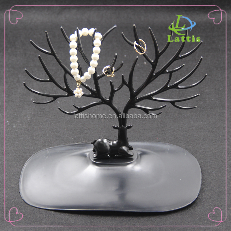 Exquisite design tree shaped acrylic jewelry display