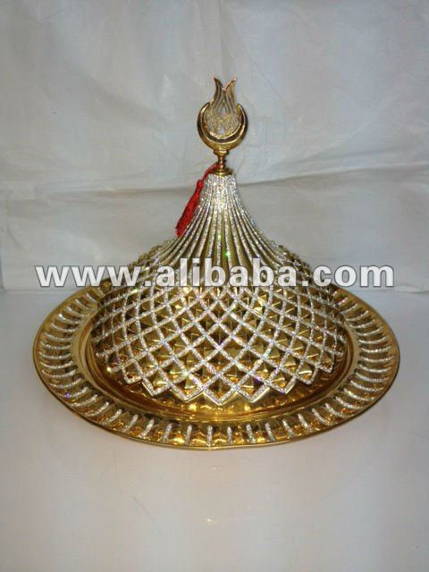 Silver Plated - Ottoman