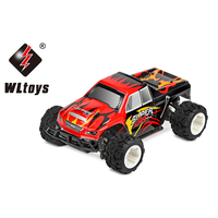 1/24 Hight Speed Racing Car Electric 4WD Monster Truck