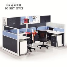 modern modular pictures of office furniture partitions partition(30+60-series) SS6002