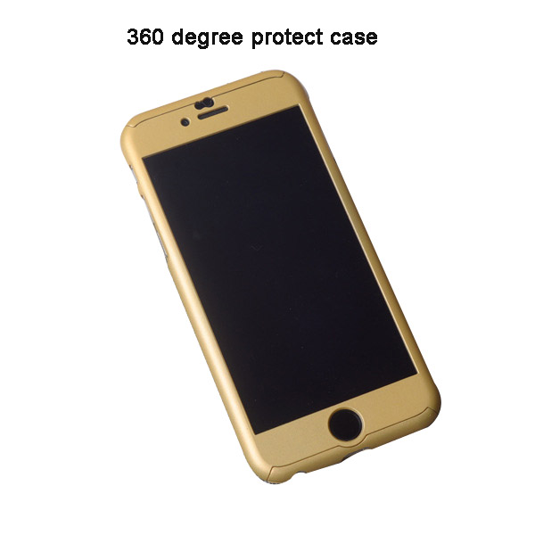 360 degree full body protect case for Iphone5/5s/6/6s/6 plus/6s plus