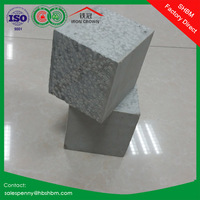 light weight low cost new eps rock wool factory sandwich panel decorative interior exterior wall paneling sandwich wall panel