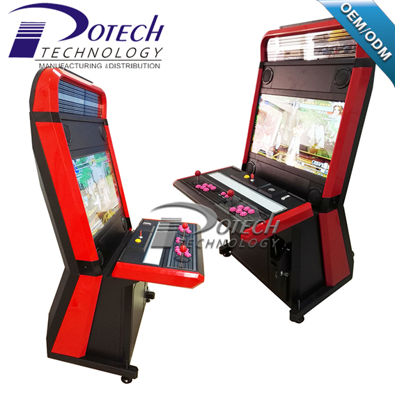 32 Inch LCD Arcade Game Cabinet