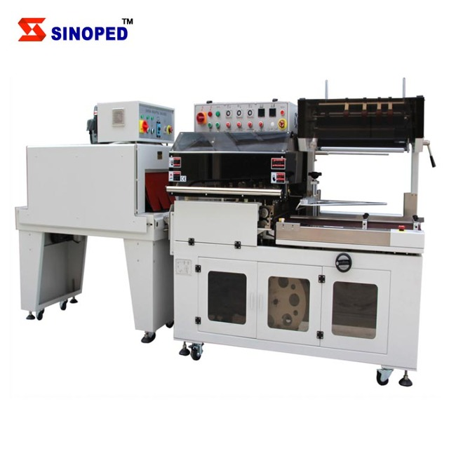 High quality stretch wrapping machine thermal shrink packaging machine