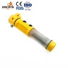 Multifunctional use car safety hammer