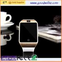 Hot selling touch screen smart watch phone android smart watch factory with good quality