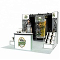 Portable display stand booth design modular trade show stands