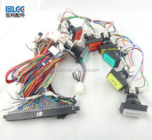 China wholesale wire harness assemble for game machine