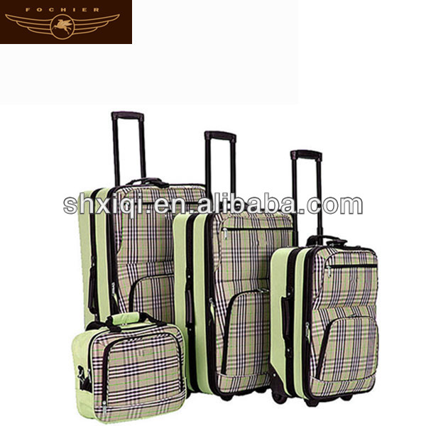 2014 luggage with laptop pocket luggage bag travel bags