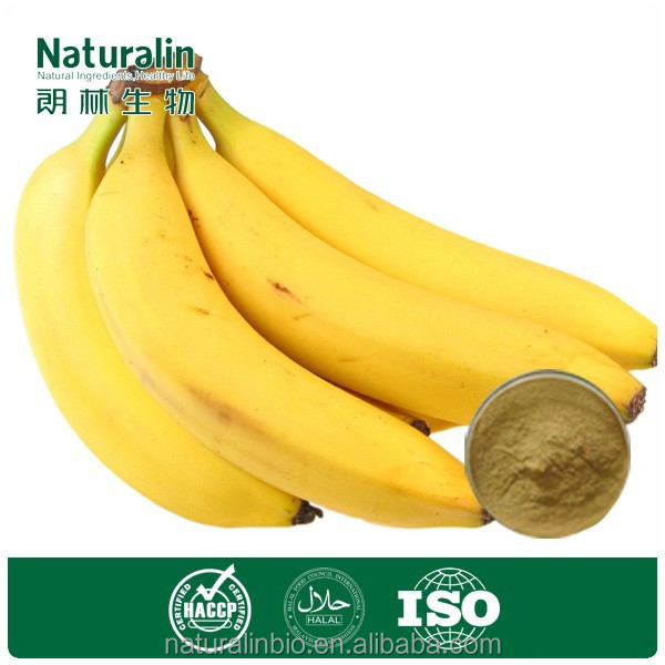 Organic Lyophilized Banana Powder
