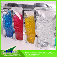 colorful crystal fragrance gel natural aroma bead 100g for air freshener