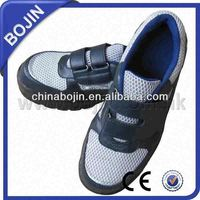 Safety shoes aluminum toe cap