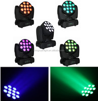 Good Price RGBW 4 IN 1 LEDS 12X10w Beam 4in1 Rgbw Led Moving Head Beam Light