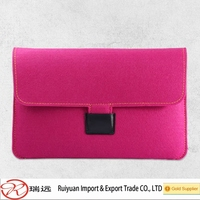 Factory price professional latest Felt Laptop sleeve