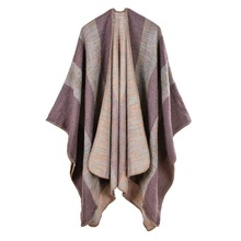 O'YUE- oversize women ''s twill scarf high quality two-sides to wear shawl NO.20171123