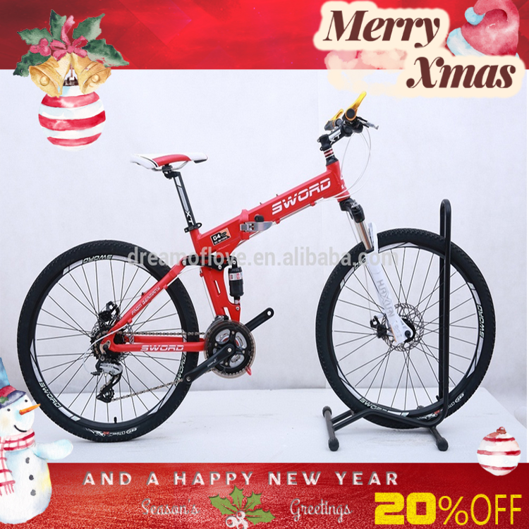 "Buying Qualified 24 speed lock suspensions 26"" Foldable MTB german bicycle brand"