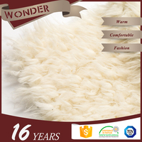 Professional Low Price Fun Fur Fabric
