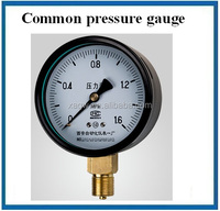 Industrial stainless steel bourdon tube Pressure Gauge for general applications