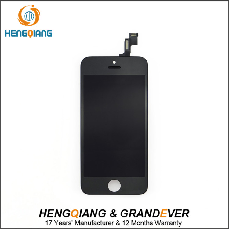 spare for cell phone 4.0 inch iphone 5s screen replacment