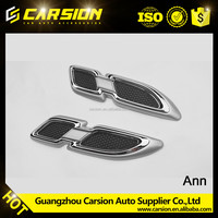 Car Air Intake Flow Vent Fender Decoration Stickers Side Hood Cover For Jeep Patriot