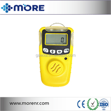 Portable industrial toxic gas detector CO detector with wide range 0--2000ppm