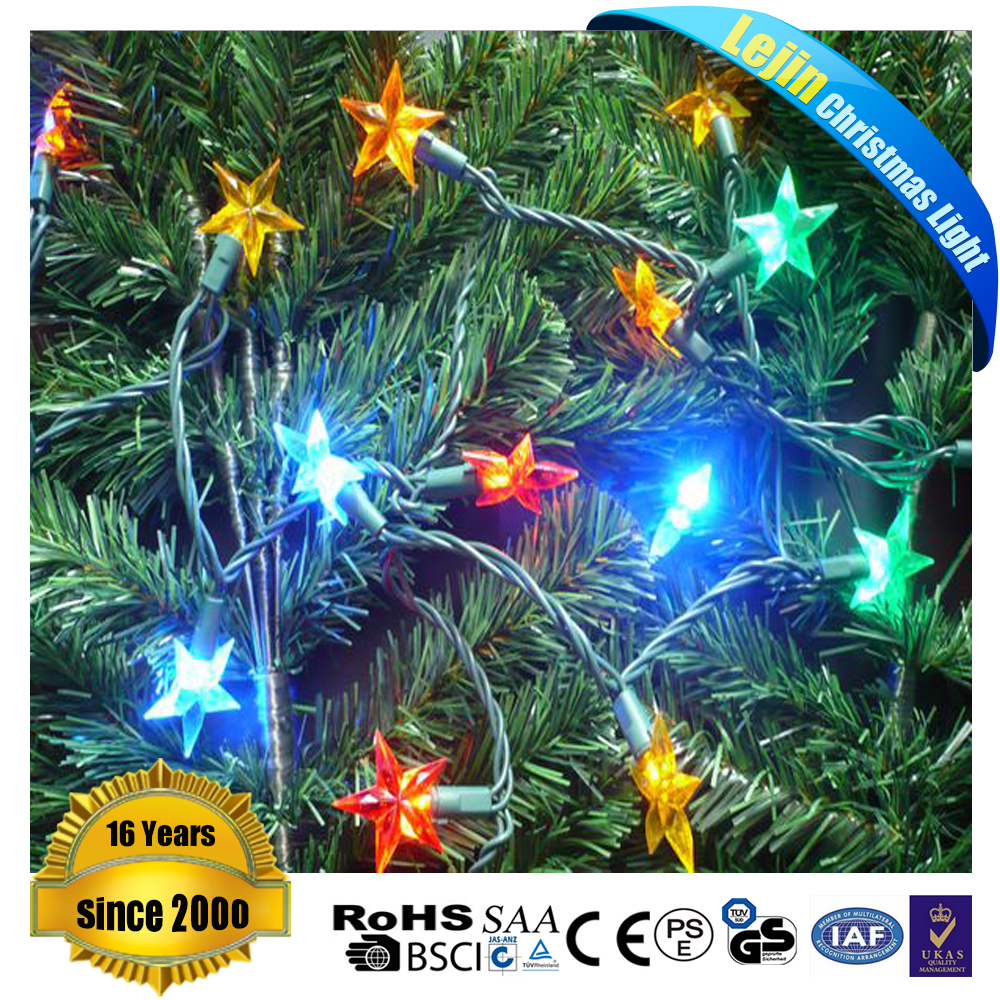 2016 new product red led light christmas With great price party decoration