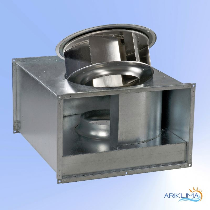 Industrial clean air air extractor /ventilation fan with CE RECT-VP