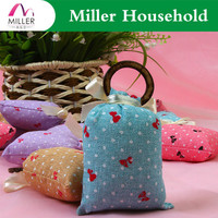 2015 wholesale linen fabric aroma closet scented sachet