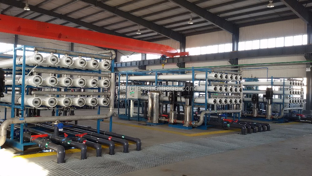 industrial reverse osmosis system manufactures RO water filter