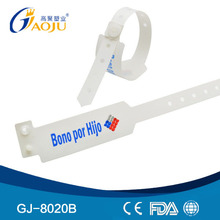 GJ-8020B 16 Years Manufacture Experience custom wristband for events