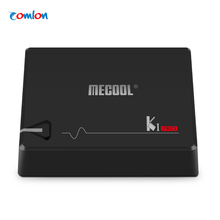 Shenzhen OEM KI Pro Hybrid tv box with DVB-T2/S2/C tuners S905D android 7.1 DDR4 2GB+16GB 4K KODI google internet box