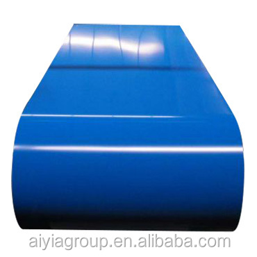 ISO SGS CIQ Certificate for 600mm-1500mm width PPGI steel coil use for Corrugated Roofing Sheet