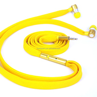 Consumer Electronics From Earphone Headphone Shoelace