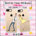 Hot selling lovers phone cover special design gift for Valentine's Day, TPU mobile phone case for couples