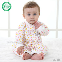 Star pattern baby sleepsuit/ jersey All Over Print Short Sleeve One Piece sleepsuit