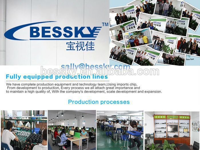 Bessky 9CH H.264 1080P NVR Full HD IP camera Security system Support 4pcs 4T Hard Disk (BE-6209P)