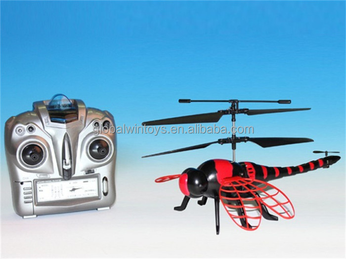 newest special design toys 2.4g 4.5channel gw-ts700 rc flying wing flyer dragonfly remote control helicopter for sale