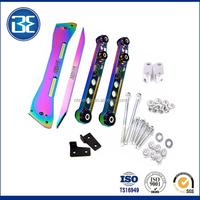 For Honda 92-95 EG NEO Rear Lower Control Arm+Subframe Brace+Tie Bar suspension