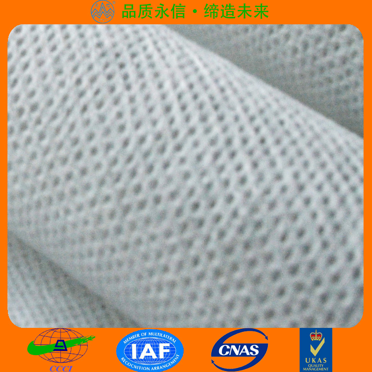 viscose and polyester spunlace nonwoven mesh rolls spunlace nonwoven