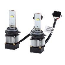 2X 9006 5500K 18W LED Headlight Lamp Bulbs for Toyota Camry 2.4 maglev fan
