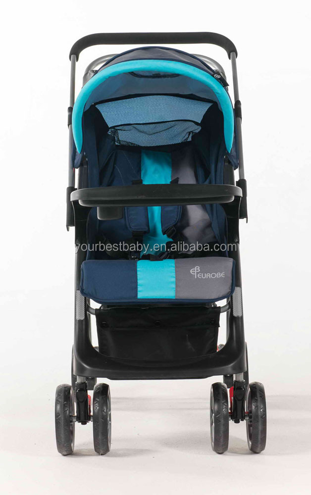 One hand reversible OEM extra light baby stroller manufactures mini buggy